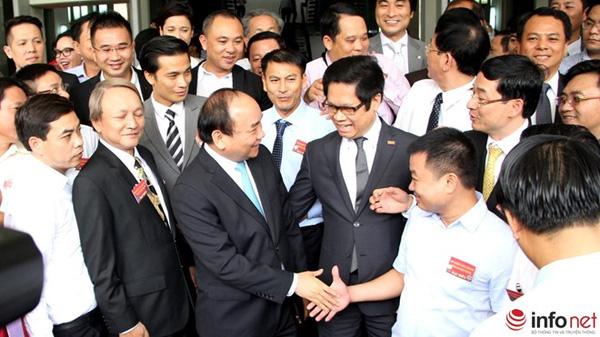 Doanh nghiệp gửi tâm tư trước thềm cuộc gặp với Thủ tướng