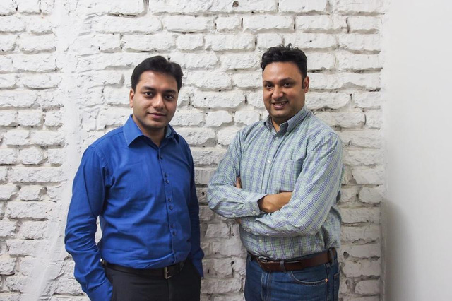 Uday Lakkar và Amber Sajid là đồng sáng lập của CoHo