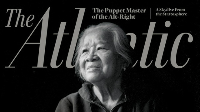 Bài viết về người phụ nữ nô lệ được đăng tải trên tờ The Atlantic.
