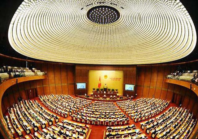[A Tùng] Hôm nay khai mạc Kỳ họp thứ 3 Quốc hội khóa XIV - Ảnh 1.