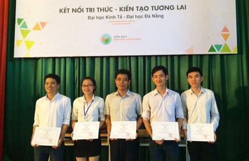 Thiết bị đã được trao giải nhất tại Diễn đàn Khoa học công nghệ lần thứ 5 (Ảnh nhân vật cung cấp).