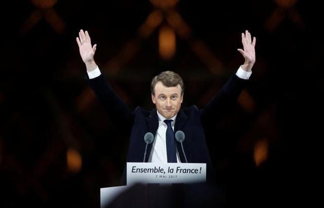 Bầu cử tổng thống kết thúc, nước Pháp có nhà lãnh đạo trẻ tuổi nhất từ thời Napoleon - Ảnh 1.