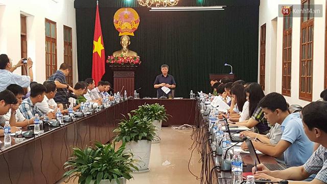 Buổi làm việc giữa UBND TP Hải Phòng với UBND quận Ngô Quyền sáng 13/5.