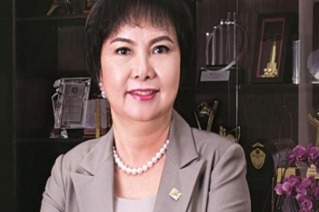 Bà Cao Thị Ngọc Dung