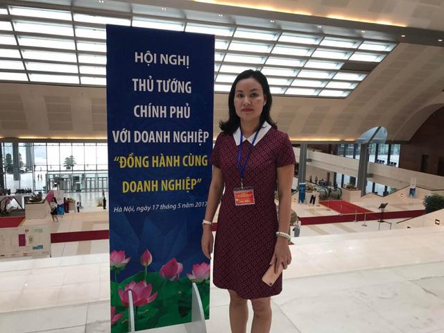 Bà Nguyễn Hương Lan