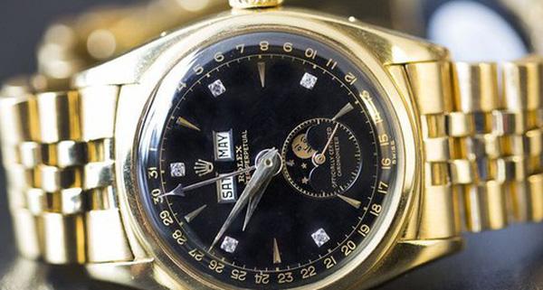 Vua Bảo Đại mua chiếc đồng hồ Rolex đắt giá nhất thế giới như thế nào?