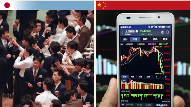 Kinh tế Trung Quốc đang lâm vào vết xe đổ của Nhật Bản? - Ảnh 1.