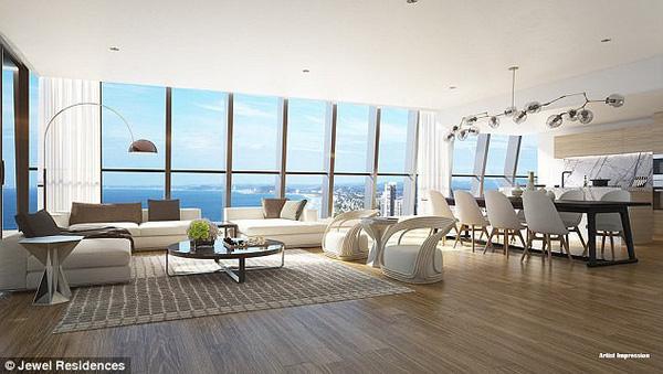 Người giàu Trung Quốc đã mua hết 1/4 số nhà mới ở Australia