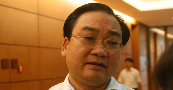 Bí thư Hoàng Trung Hải nói về việc Hà Nội sẽ chặt hạ, chuyển hơn 1.300 cây xanh