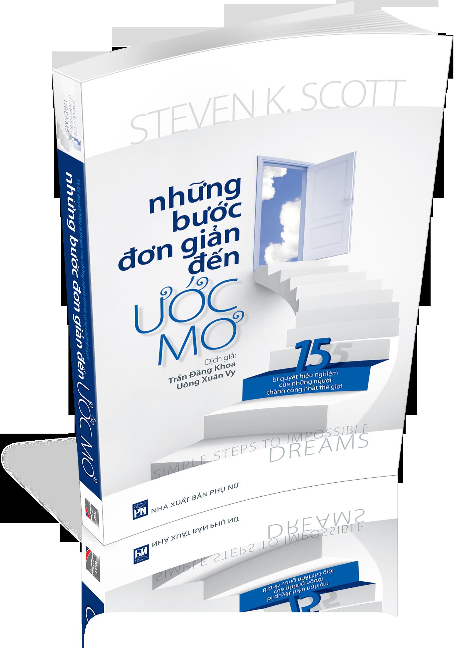 Những bước đơn giản đến ước mơ