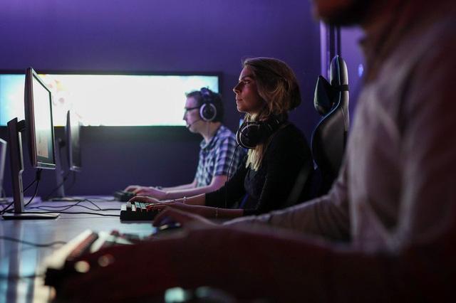 Nhân viên chơi game tại Jagex