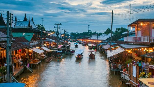 Thái Lan đang tạo một mạng lưới liên kết Chính phủ, hàng không, lữ hành, người nổi tiếng... nhằm tìm lại ánh hào quang xưa của ngành du lịch - Ảnh 1.