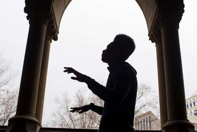 Sinh viên Harvard tốt nghiệp bằng luận án là một album hip-hop - Ảnh 1.