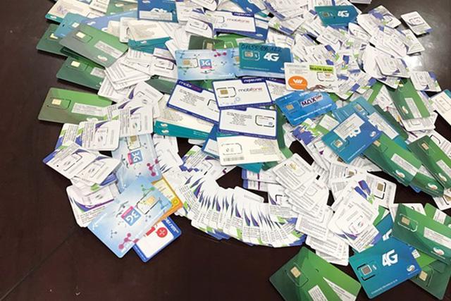 Cơ quan quản lý cho rằng việc chụp ảnh thuê bao sẽ hạn chế SIM rác. (Nguồn ảnh: Bộ TTTT)