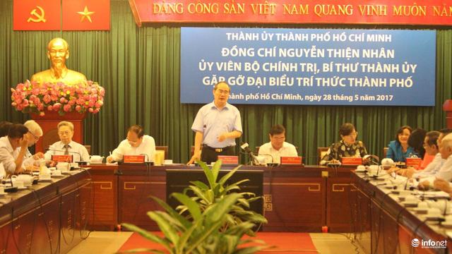 Bí thư Nguyễn Thiện Nhân: Tính toán chuyển đổi đất nông nghiệp để tăng GDP - Ảnh 1.