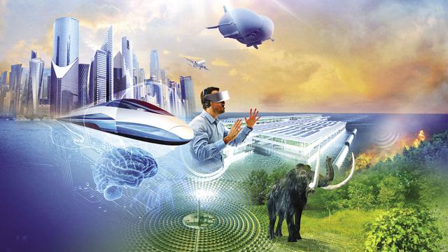 Giới khoa học dự đoán thế nào về tương lai thế hệ con cháu chúng ta? - Ảnh 1.