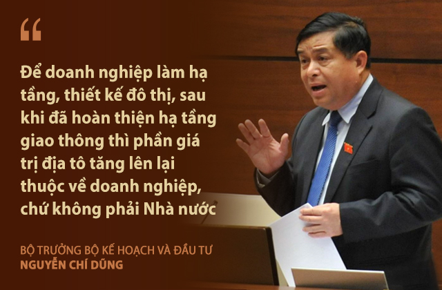 Phát ngôn nổi bật trong phiên chất vấn Bộ trưởng Nguyễn Chí Dũng: Một số bộ thấy việc gì cũng quan trọng, việc gì cũng to để bộ làm - Ảnh 2.