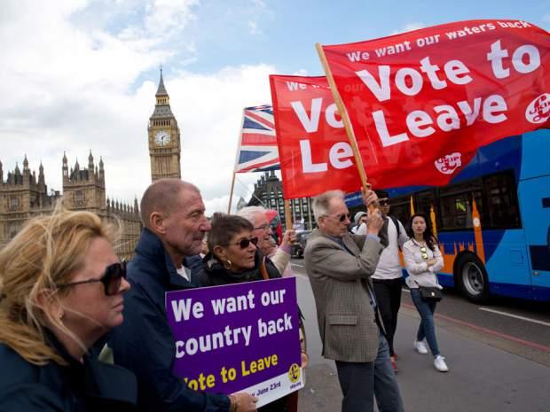 (CHIỀU) 1 năm sau quyết định Brexit, nước Anh thay đổi thế nào? - Ảnh 1.