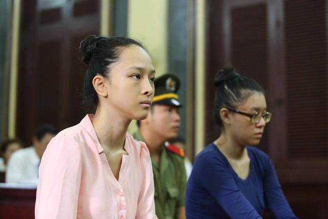 Trương Hồ Phương Nga tại tòa