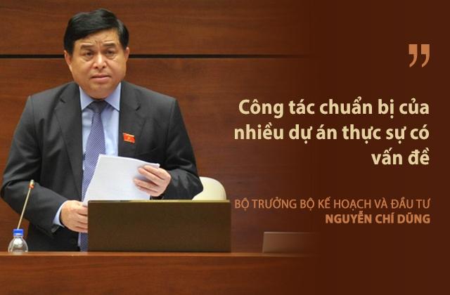 Phát ngôn nổi bật trong phiên chất vấn Bộ trưởng Nguyễn Chí Dũng: Một số bộ thấy việc gì cũng quan trọng, việc gì cũng to để bộ làm - Ảnh 4.
