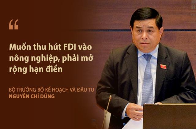 Phát ngôn nổi bật trong phiên chất vấn Bộ trưởng Nguyễn Chí Dũng: Một số bộ thấy việc gì cũng quan trọng, việc gì cũng to để bộ làm - Ảnh 5.