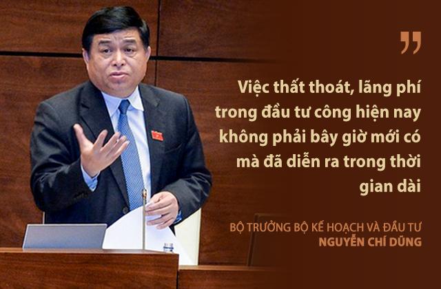 Phát ngôn nổi bật trong phiên chất vấn Bộ trưởng Nguyễn Chí Dũng: Một số bộ thấy việc gì cũng quan trọng, việc gì cũng to để bộ làm - Ảnh 6.