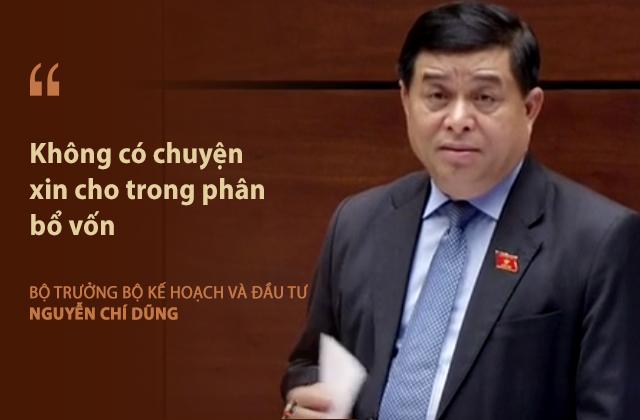 Phát ngôn nổi bật trong phiên chất vấn Bộ trưởng Nguyễn Chí Dũng: Một số bộ thấy việc gì cũng quan trọng, việc gì cũng to để bộ làm - Ảnh 7.