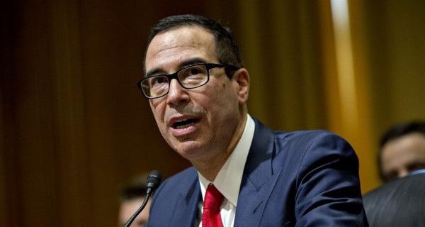 Bộ trưởng Tài chính Mỹ Mnuchin muốn sớm nâng trần nợ công