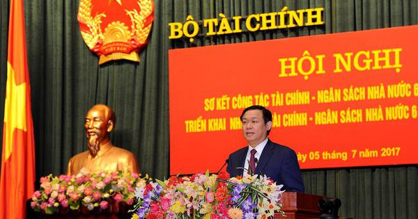 Phó Thủ tướng Vương Đình Huệ: Không thu đủ sẽ phải cắt giảm chi tương ứng