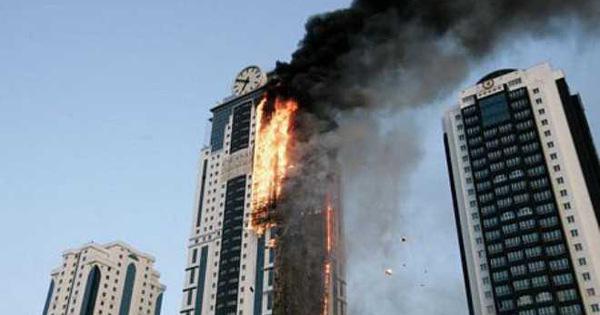 Kỹ năng thoát hiểm nhất định phải biết khi cháy nhà chung cư