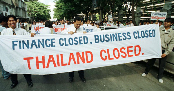 20 năm sau khủng hoảng tài chính châu Á: Những bài học đã bị lãng quên?