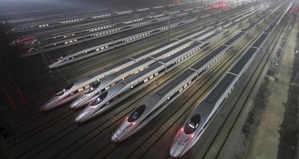 """Không chỉ """"nghiện"""" tàu cao tốc, Trung Quốc đang muốn xuất khẩu công nghệ xây tàu ra khắp thế giới"""