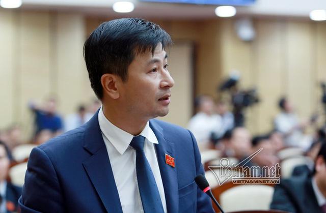 Chủ tịch HĐTV Tổng công ty vận tải Hà Nội Nguyễn Phi Thường. Ảnh: Phạm Hải