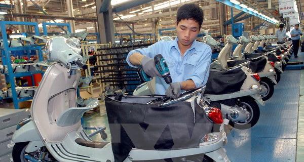 Thị trường xe máy còn nhiều tiềm năng ở vùng nông thôn